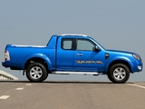 Images of Ford Ranger Wildtrak Open Cab TH-spec 2009–11
