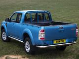 Images of Ford Ranger Extended Cab UK-spec 2009–11