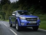 Images of Ford Ranger Thunder 2009–11