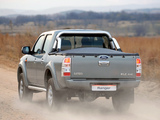 Images of Ford Ranger Double Cab ZA-spec 2009–11