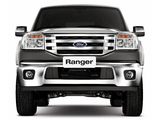 Images of Ford Ranger Double Cab BR-spec 2010