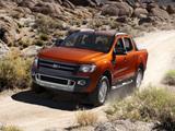 Images of Ford Ranger Wildtrak 2011