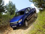 Images of Ford Ranger Double Cab XLT TH-spec 2011