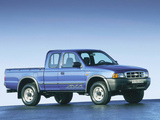 Photos of Ford Ranger SuperCab 1998–2003