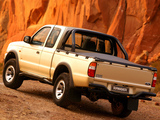 Photos of Ford Ranger Super Cab ZA-spec 2003–07