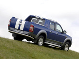 Photos of Ford Ranger Wildtrak Le Mans Edition 2008
