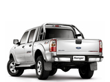 Photos of Ford Ranger Double Cab BR-spec 2010