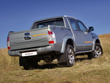 Photos of Ford Ranger Wildtrak Double Cab ZA-spec 2010–11