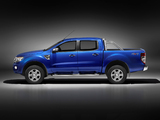 Photos of Ford Ranger Double Cab XLT TH-spec 2011