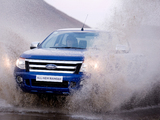 Photos of Ford Ranger Double Cab XLT ZA-spec 2011