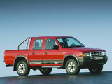 Pictures of Ford Ranger Double Cab 1998–2003