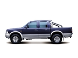 Pictures of Ford Ranger Double Cab 2003–06