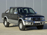 Pictures of Ford Ranger Double Cab XLT Limited 2003–06