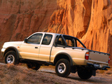 Pictures of Ford Ranger Super Cab ZA-spec 2003–07