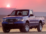 Pictures of Ford Ranger Single Cab ZA-spec 2003–07