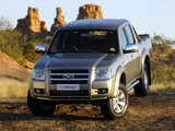 Pictures of Ford Ranger Double Cab ZA-spec 2007–09