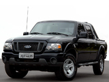 Pictures of Ford Ranger Double Cab BR-spec 2008–10