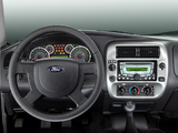 Pictures of Ford Ranger Double Cab BR-spec 2010
