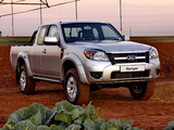 Pictures of Ford Ranger SuperCab ZA-spec 2010–11