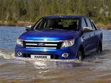 Pictures of Ford Ranger Double Cab XLT TH-spec 2011