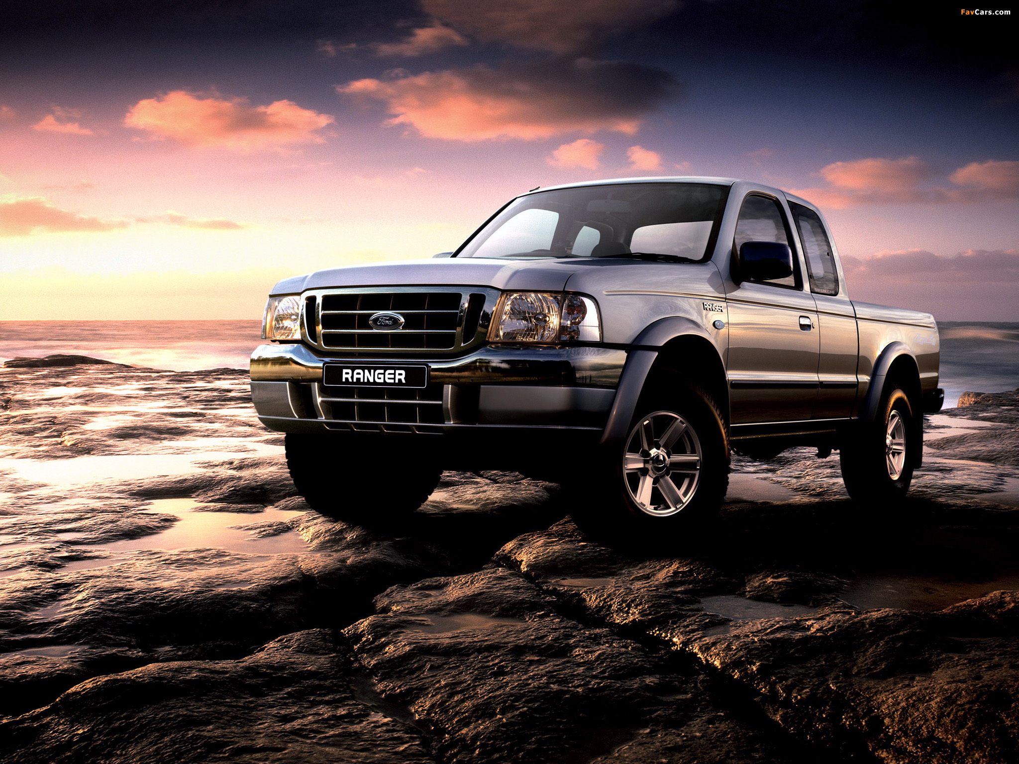 Ford Ranger Supercab 2003 06 Wallpapers 2048x1536
