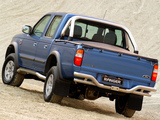 Ford Ranger Double Cab ZA-spec 2003–07 wallpapers