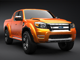 Ford Ranger Max Concept 2008 wallpapers