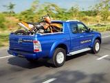 Ford Ranger Wildtrak Open Cab TH-spec 2009–11 wallpapers