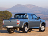 Ford Ranger Double Cab ZA-spec 2009–11 wallpapers