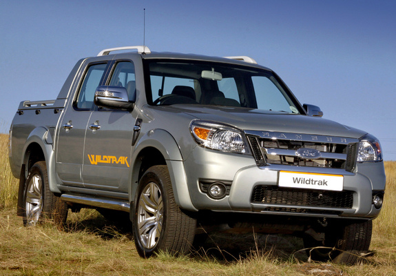 Ford Ranger Wildtrak Double Cab Za Spec 201011 Wallpapers
