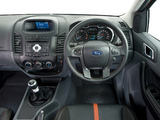 Ford Ranger Wildtrak ZA-spec 2011 wallpapers