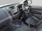 Ford Ranger Single Cab ZA-spec 2012 wallpapers