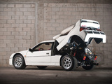 Ford RS200 1984–86 wallpapers
