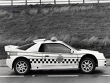 Ford RS200 Police 1984–86 wallpapers