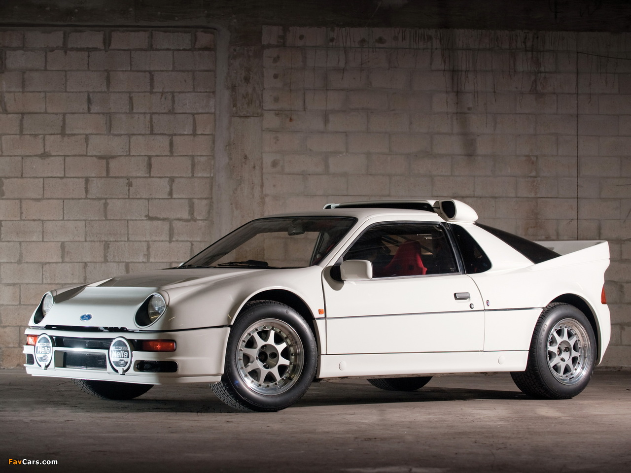 Ford RS200 1984–86 wallpapers (1280 x 960)