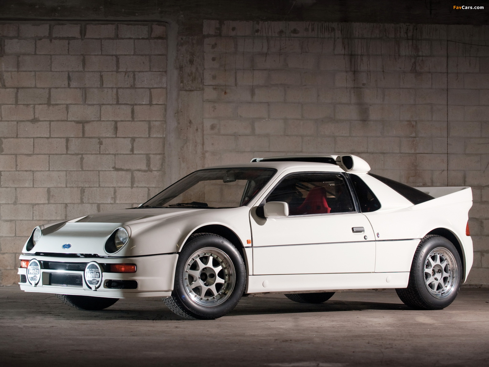 Ford RS200 1984–86 wallpapers (1600 x 1200)