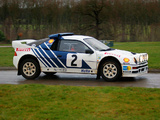 Ford RS200 Group B Rally Car pictures