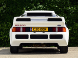Images of Ford RS200 1984–86