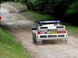 Images of Ford RS200 Group B Rally Car