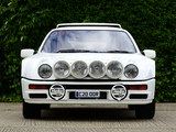Pictures of Ford RS200 1984–86