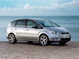 Ford S-MAX 2006–10 images