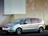 Ford S-MAX 2006–10 pictures