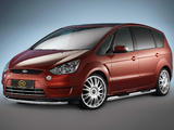 Cobra Ford S-MAX 2006–10 wallpapers