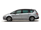 Ford S-MAX 2006–10 wallpapers