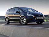 Ford S-MAX Titanium S 2008–10 wallpapers