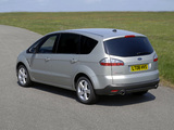 Pictures of Ford S-MAX UK-spec 2006–10