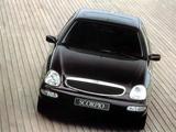 Ford Scorpio Sedan 1994–98 images