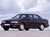 Images of Ford Scorpio Sedan 1990–95