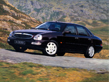 Images of Ford Scorpio Sedan UK-spec 1994–98