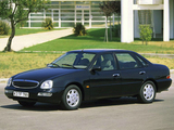 Pictures of Ford Scorpio Sedan 1994–98